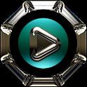 Poweramp skin Triqua icon