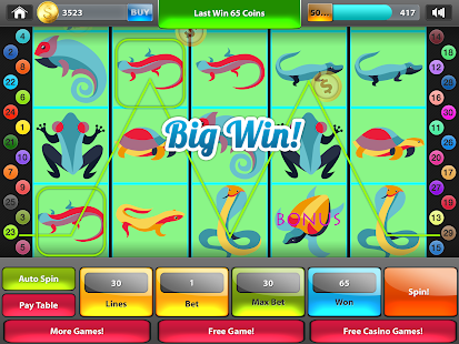 Jungle Slot Machine Casino - screenshot thumbnail