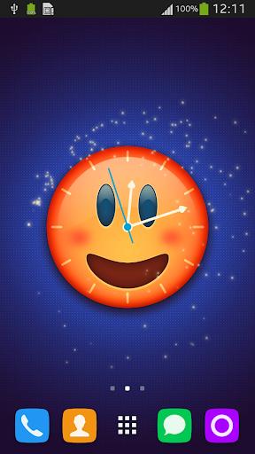 Emoji Clock