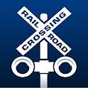 Rail Crossing Locator icon