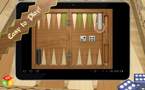 Backgammon Masters - screenshot thumbnail