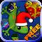 Acrobat Gecko Christmas Free 1.1 Apk