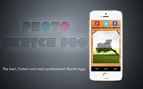 Photo Sketch Pro screenshot 4