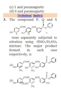 IIT SOLVED PAPERS CHEMISTRY - screenshot thumbnail