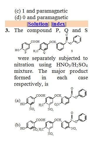 IIT SOLVED PAPERS CHEMISTRY - screenshot
