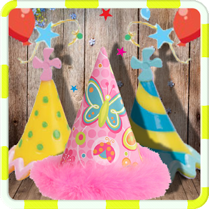 Apk game  Party hat Sticker camera   free download