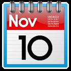彈出日曆 icon