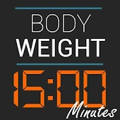 15 Minutes Bodyweight Workout