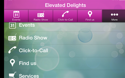 Elevated Delights- screenshot thumbnail