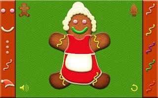 Screenshot of Cookie Cutter Christmas!