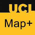 倫敦大學學院校園地圖 UCL Map+ icon
