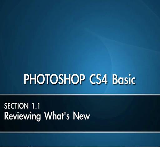 Photoshop CS4 Video Training