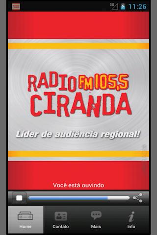 Rádio Ciranda FM
