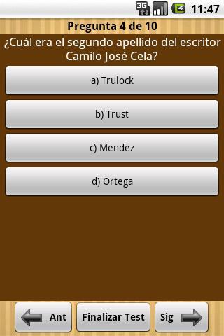 Tesiknet Quiz Free- screenshot
