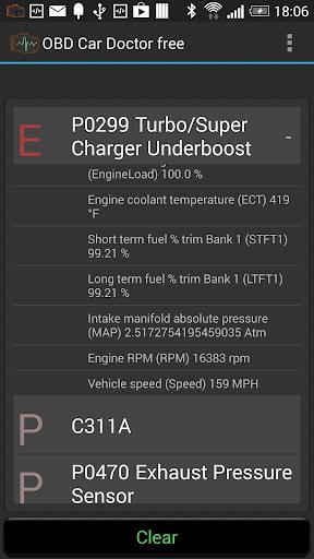 OBD Car Doctor | ELM327 OBD2 6.3.3 statistic screenshots 5
