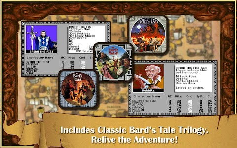 The Bard's Tale v1.6.3