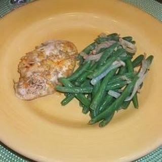 Zippy Orange Rosemary Chicken Recipe