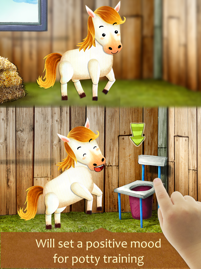 Potty Training:LearningAnimals - screenshot