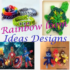 Rainbow Loom Ideas Designs 媒體與影片 App LOGO-硬是要APP