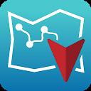 GPS Tracker mobile app icon