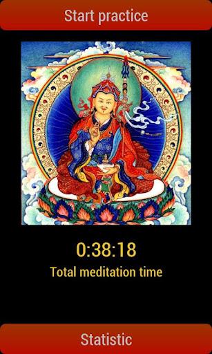 Shamata meditation timer PRO