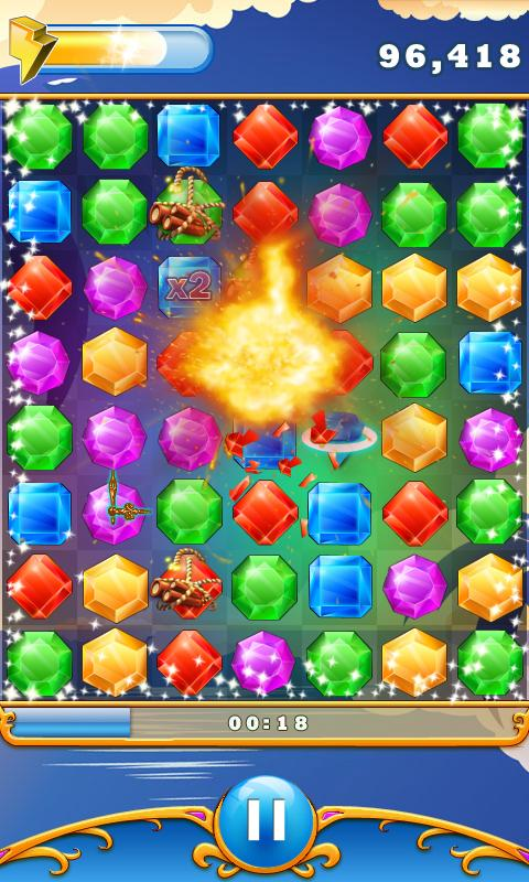 Diamond Blast - screenshot