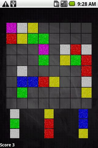 Coloris Puzzle- screenshot