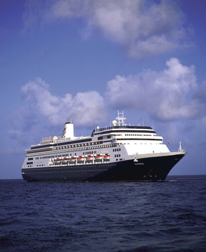 Holland-America-Zaandam-2 - Holland America's Zaandam sails to Hawaii and explores Mexico's Sea of Cortez.
