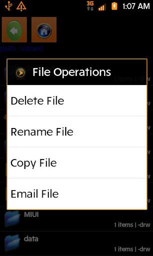 Apk Installer Screenshot