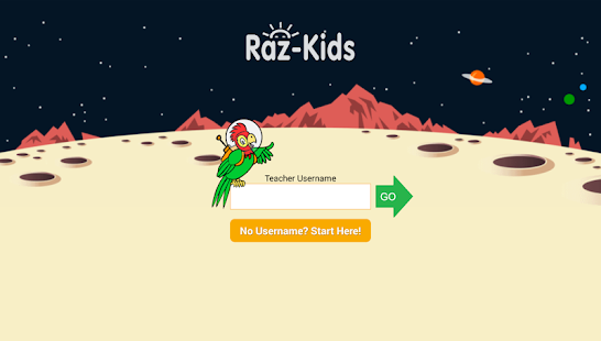 Raz-Kids - screenshot thumbnail