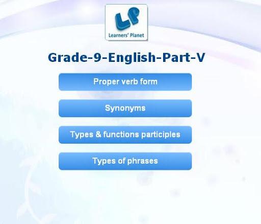 Grade-9-English-Part-5