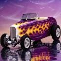 Car Hot Road icon