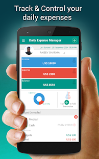 Money Manager Personal finance - screenshot thumbnail