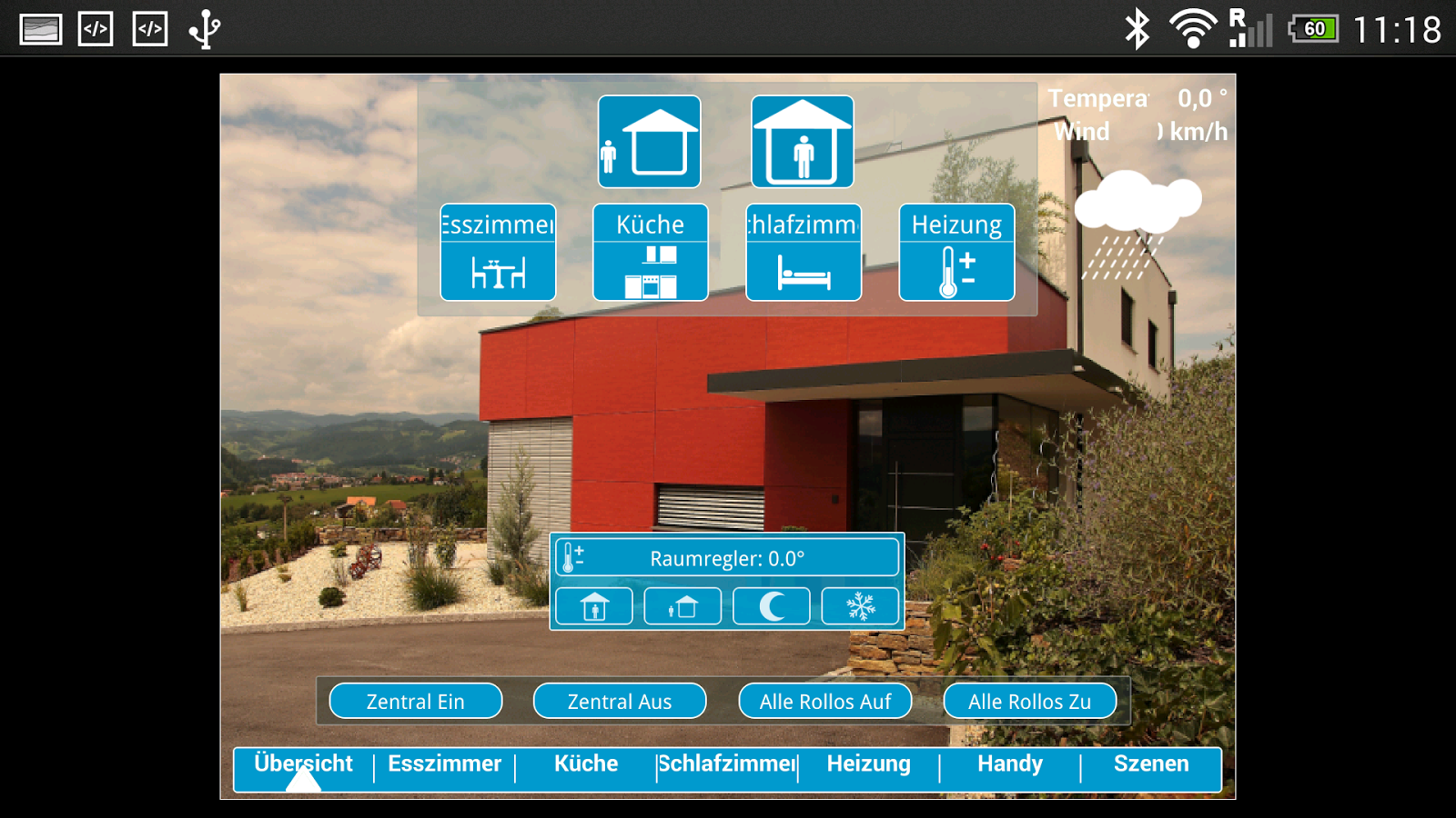 HMI-APP V5- screenshot