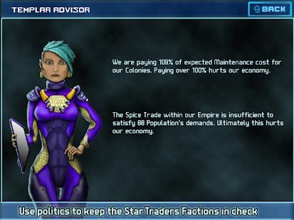 Star Traders 4X Empires Elite - screenshot thumbnail
