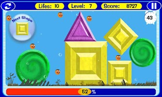 Screenshot of Full Fill - Free Arcade Game