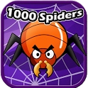 1000 spiders icon