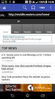 Screenshot of Little Web Browser [2]