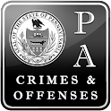 PA Crime and Offense Code icon