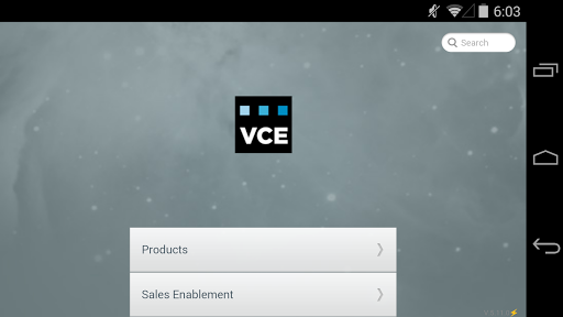 VCE Catalog of 3D Demos