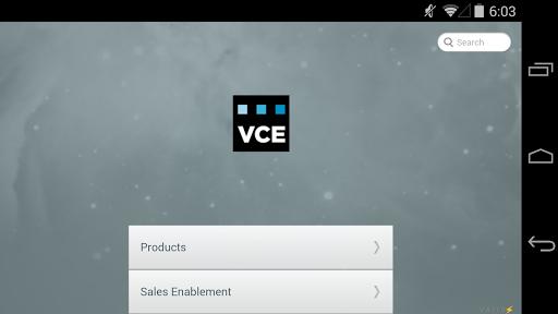 VCE Catalog of 3D Demos