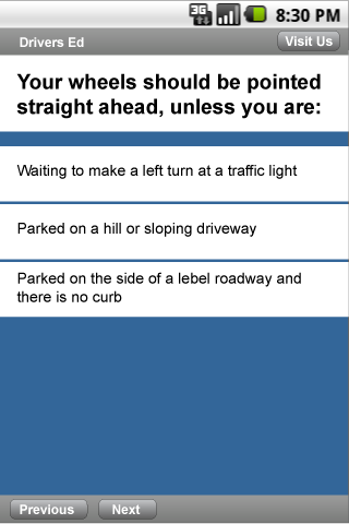Drivers Ed Essay Help Please!!!?