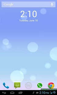 iOS 7 Live Wallpaper 3D - screenshot thumbnail
