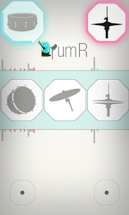 Drumr Drum Set Free - screenshot thumbnail