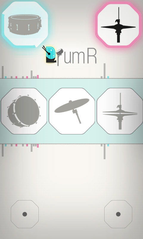 Drumr Drum Set Free- screenshot