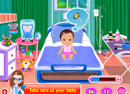 Tornie Baby Doctor- screenshot thumbnail