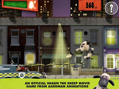 Shaun the Sheep - Shear Speed - screenshot thumbnail