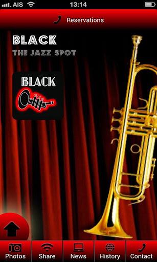 Black The Jazz Spot