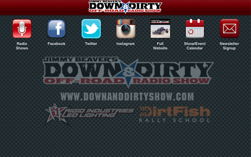 Down & Dirty Radio Show- screenshot thumbnail