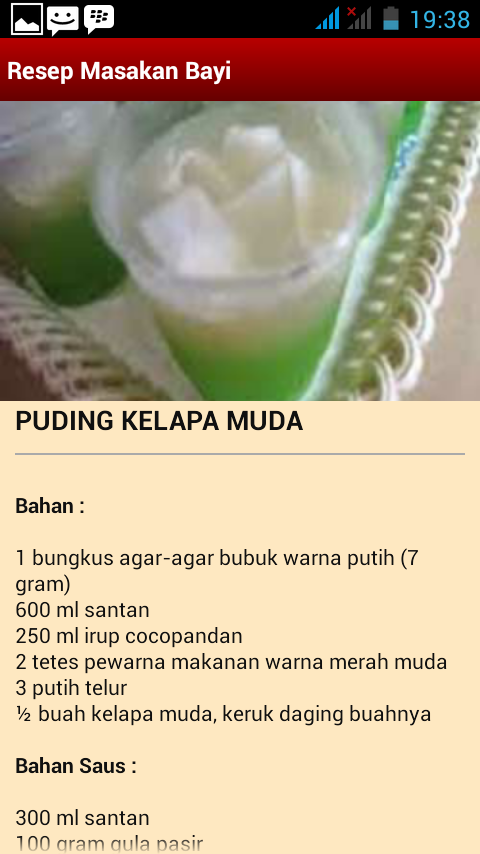 resep makanan bayi   android apps on google play